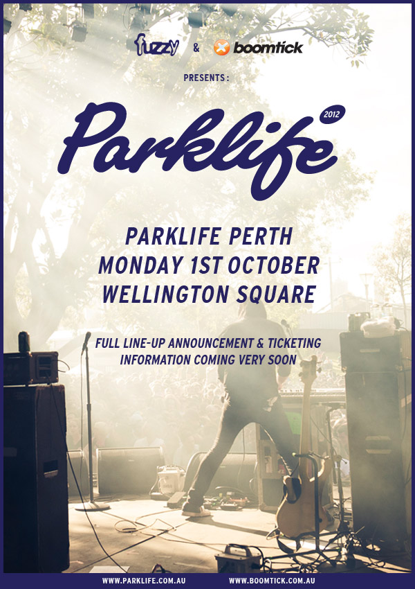 Perth's First Parklife Tickets